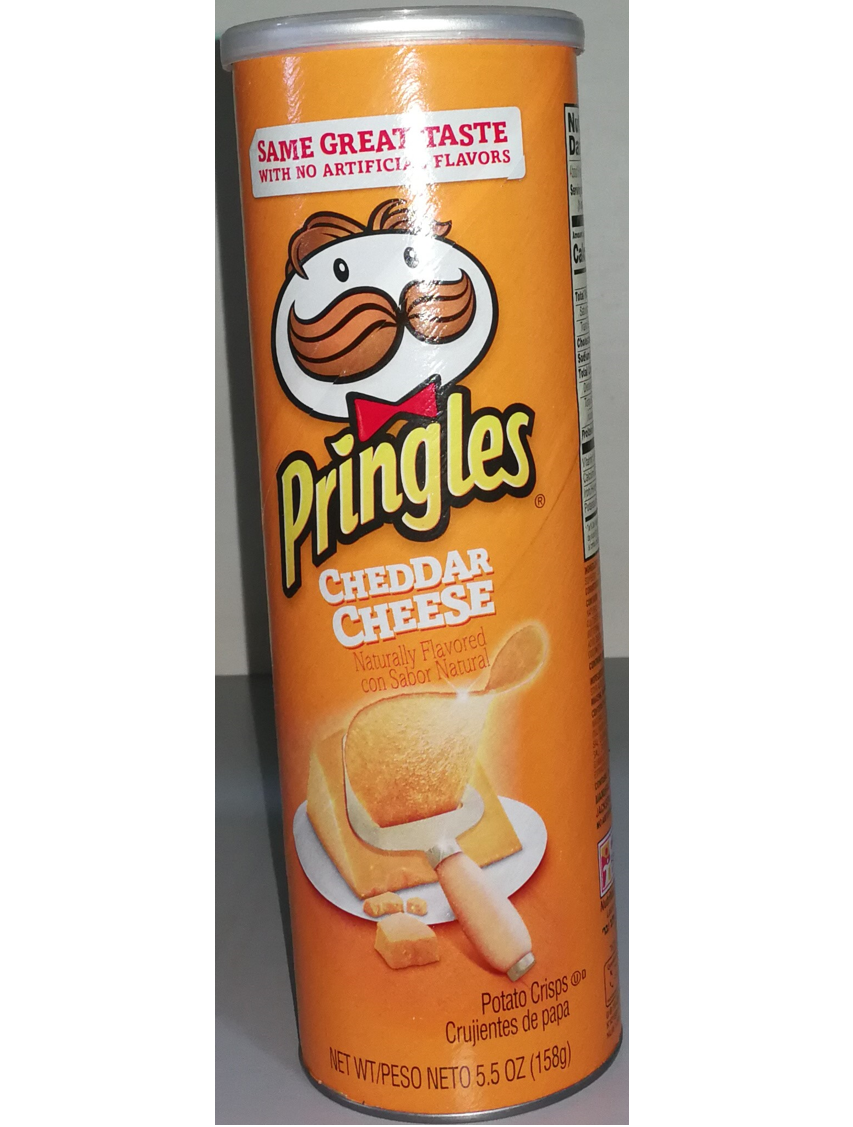 Pringles Cheddar Cheese 158g (14 Count) – papakojos